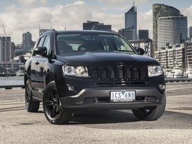 Ver foto 13 de Jeep Compass Blackhawk 2015