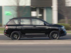 Ver foto 10 de Jeep Compass Blackhawk 2015