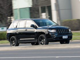 Ver foto 9 de Jeep Compass Blackhawk 2015