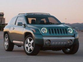 Ver foto 9 de Jeep Compass Concept 2002