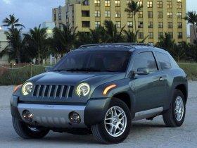 Ver foto 7 de Jeep Compass Concept 2002
