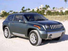 Ver foto 6 de Jeep Compass Concept 2002