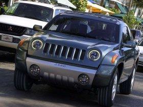 Ver foto 5 de Jeep Compass Concept 2002