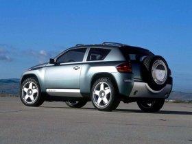 Ver foto 4 de Jeep Compass Concept 2002