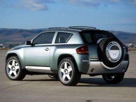 Ver foto 3 de Jeep Compass Concept 2002