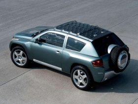 Ver foto 2 de Jeep Compass Concept 2002