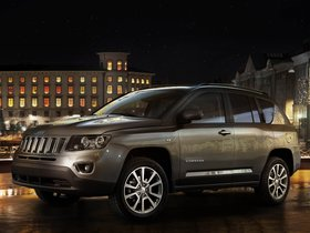 Fotos de Jeep Compass Europe 2013
