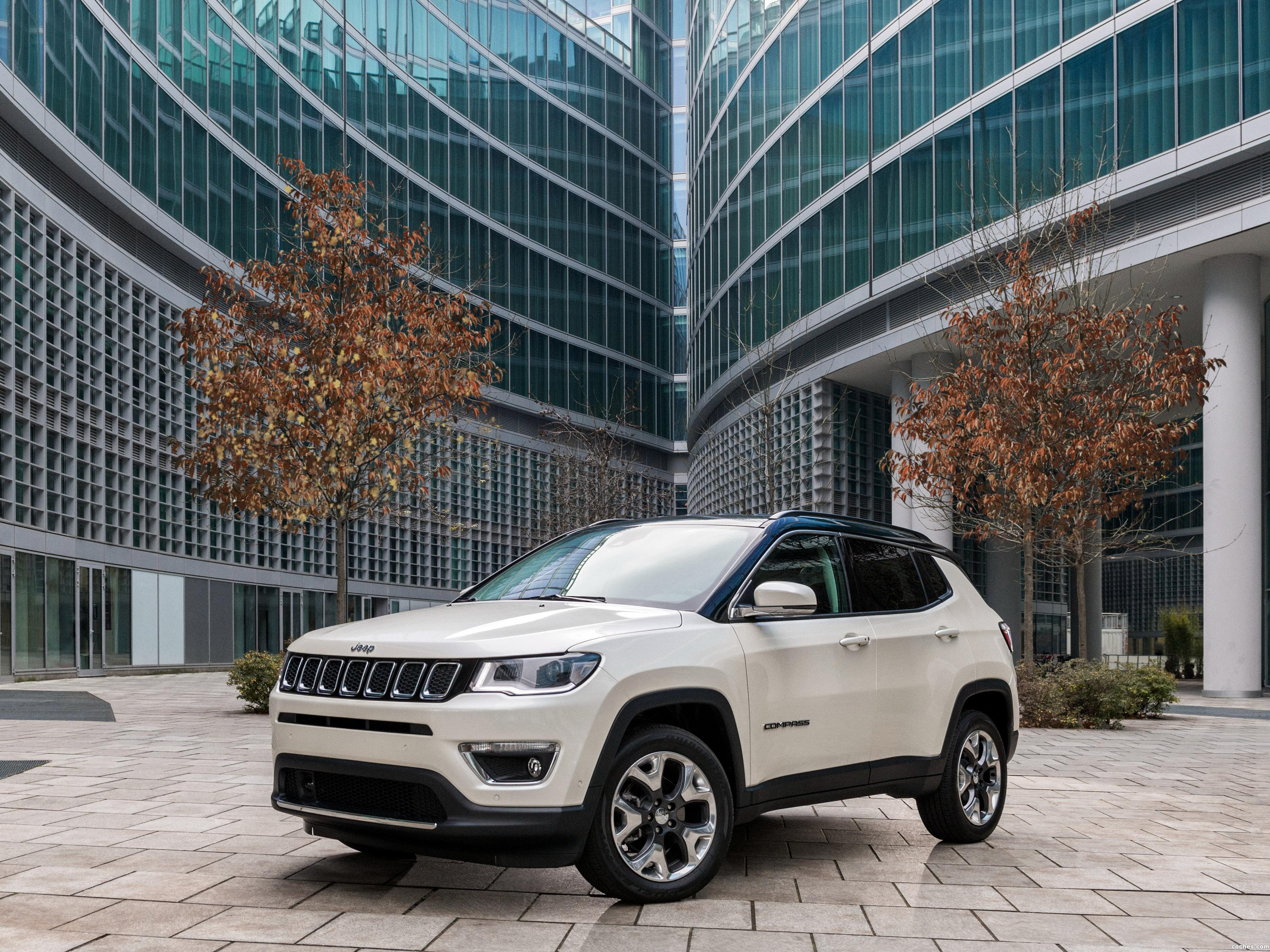 Foto 0 de Jeep Compass Limited MP 2017