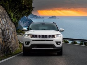 Ver foto 2 de Jeep Compass Limited MP 2017
