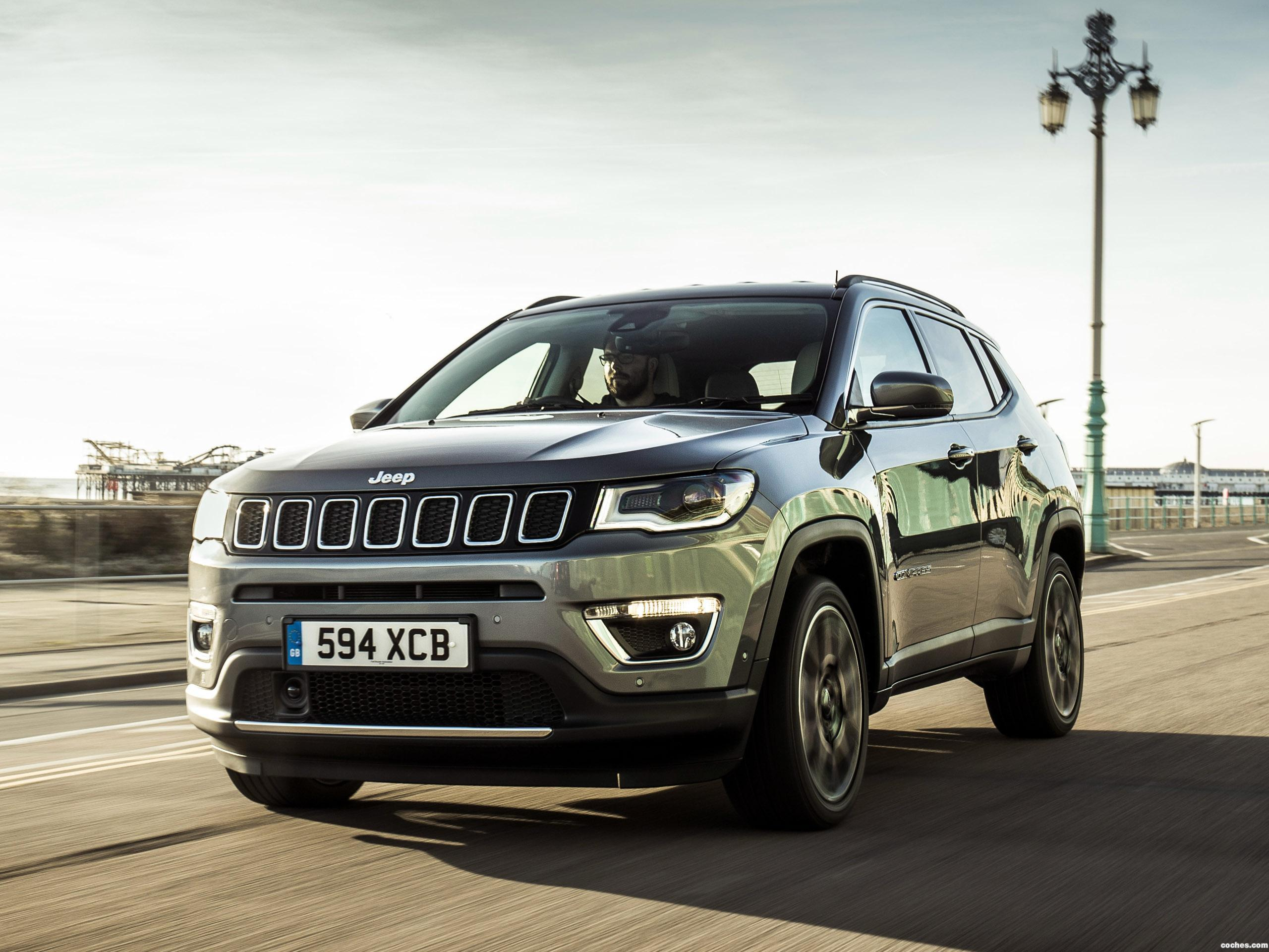 Foto 4 de Jeep Compass Limited UK 2018
