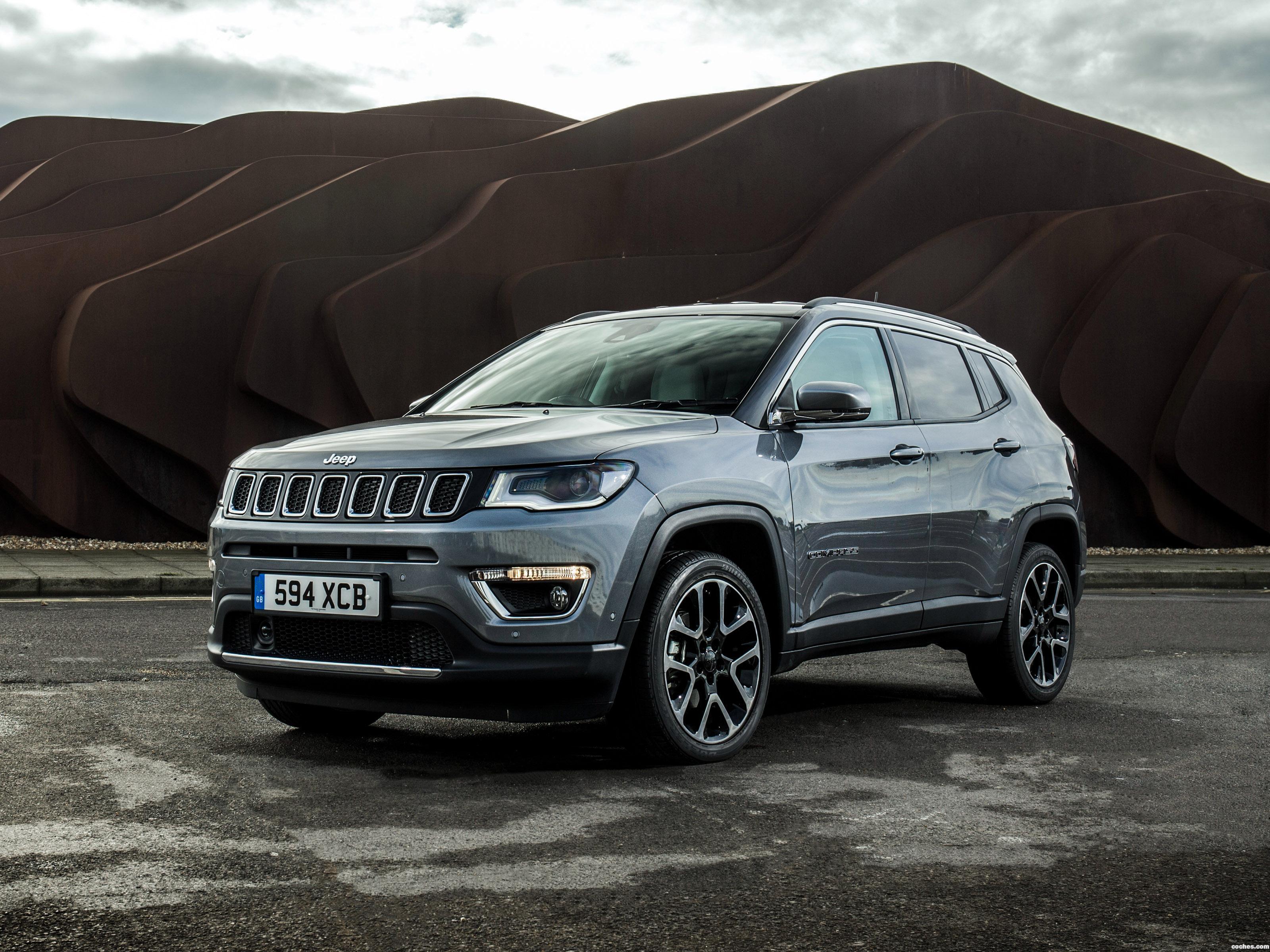 Foto 0 de Jeep Compass Limited UK 2018