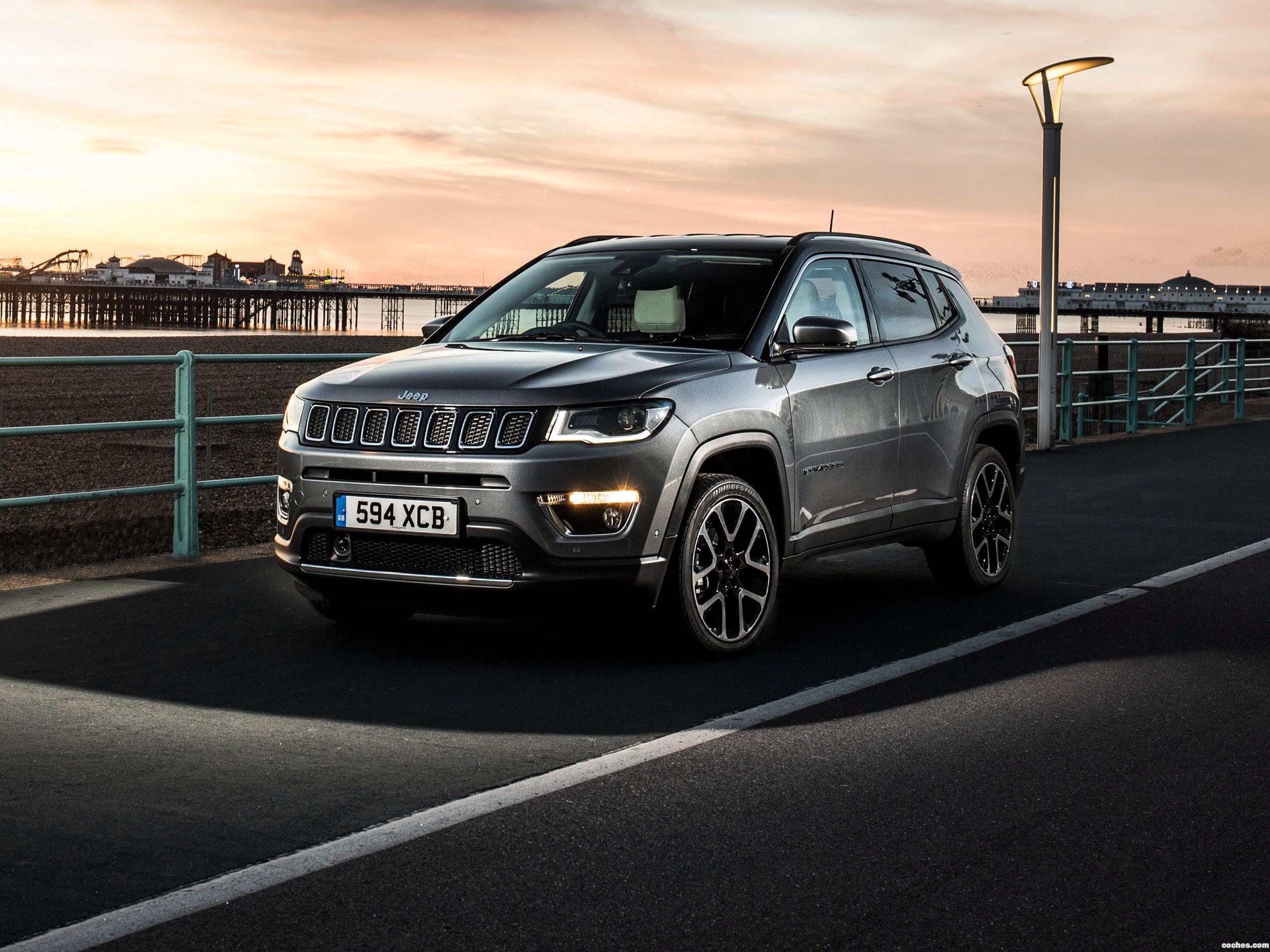 Foto 10 de Jeep Compass Limited UK 2018