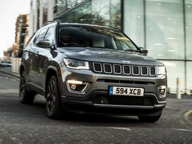 Ver foto 2 de Jeep Compass Limited UK 2018