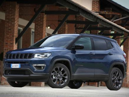 Jeep Compass 1.3 Gse T4 Sport 4x2 130