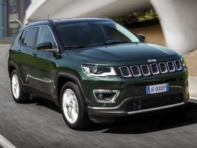 Ver foto 1 de Jeep Compass Limited 2021