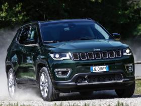 Ver foto 10 de Jeep Compass Limited 2021