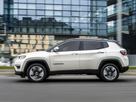 Jeep Compass 2.0 Multijet Ii Opening Ed. 4x4 Ad