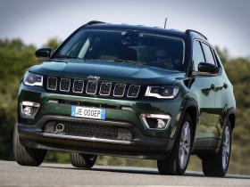 Ver foto 12 de Jeep Compass Limited 2021
