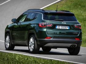Ver foto 3 de Jeep Compass Limited 2021