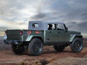 Ver foto 2 de Jeep Crew Chief 715 Concept 2016