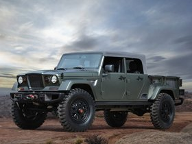 Fotos de Jeep Crew Chief 715 Concept 2016