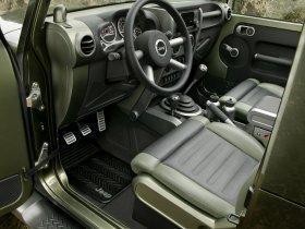 Ver foto 3 de Jeep Gladiator Concept 2006