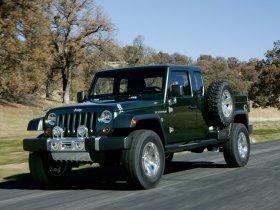 Ver foto 2 de Jeep Gladiator Concept 2006