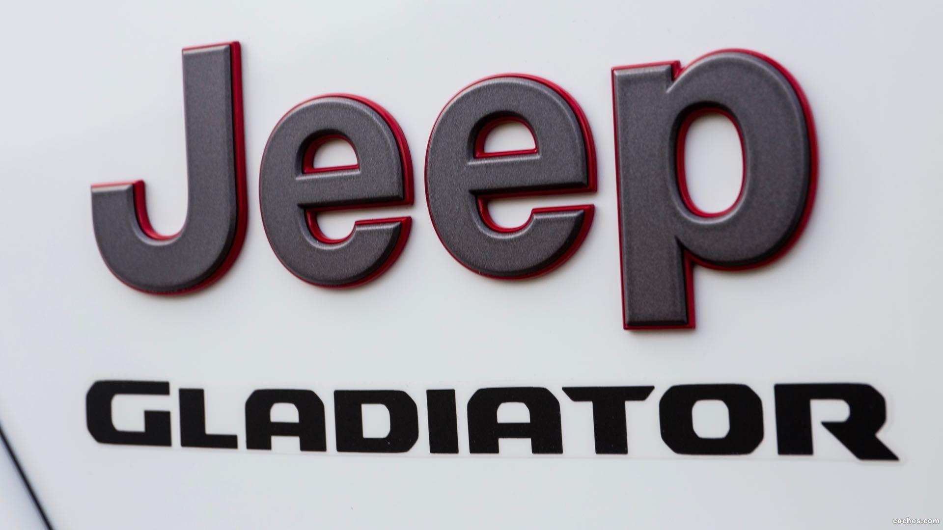 Foto de JEEP Gladiator