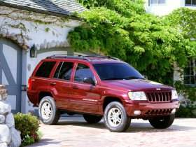 Ver foto 18 de Jeep Grand Cherokee 1998