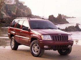 Ver foto 9 de Jeep Grand Cherokee 1998