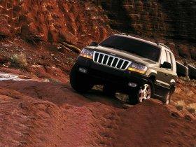 Ver foto 3 de Jeep Grand Cherokee 1998