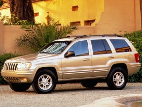 Fotos de Jeep Grand Cherokee 1998