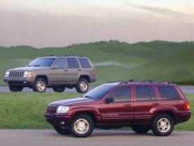 Ver foto 12 de Jeep Grand Cherokee 1998