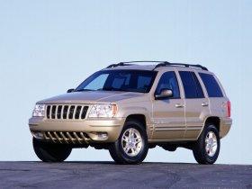 Ver foto 10 de Jeep Grand Cherokee 1998