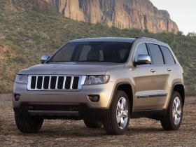 Fotos de Jeep Grand Cherokee 2010