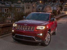 Ver foto 15 de Jeep Grand Cherokee 4x4 Eco Diesel Summit 2013
