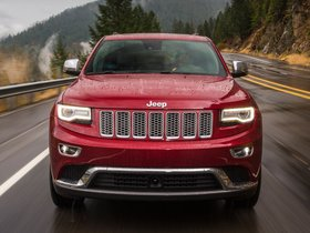 Ver foto 11 de Jeep Grand Cherokee 4x4 Eco Diesel Summit 2013