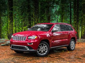 Ver foto 10 de Jeep Grand Cherokee 4x4 Eco Diesel Summit 2013