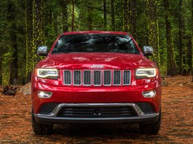 Ver foto 9 de Jeep Grand Cherokee 4x4 Eco Diesel Summit 2013
