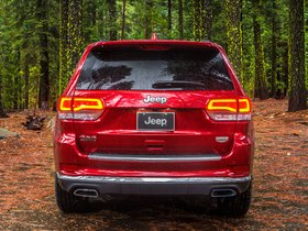 Ver foto 7 de Jeep Grand Cherokee 4x4 Eco Diesel Summit 2013