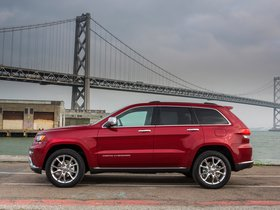 Ver foto 6 de Jeep Grand Cherokee 4x4 Eco Diesel Summit 2013