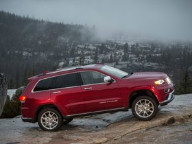 Ver foto 5 de Jeep Grand Cherokee 4x4 Eco Diesel Summit 2013