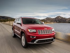 Ver foto 22 de Jeep Grand Cherokee 4x4 Eco Diesel Summit 2013