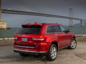 Ver foto 21 de Jeep Grand Cherokee 4x4 Eco Diesel Summit 2013