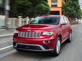 Ver foto 20 de Jeep Grand Cherokee 4x4 Eco Diesel Summit 2013