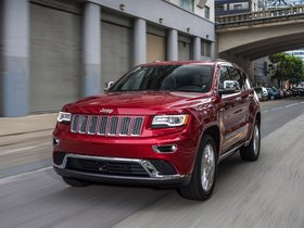 Ver foto 18 de Jeep Grand Cherokee 4x4 Eco Diesel Summit 2013