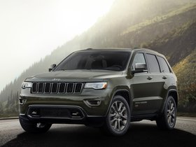Ver foto 2 de Jeep Grand Cherokee 75th Anniversary Wk2 2016