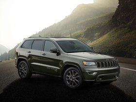 Ver foto 1 de Jeep Grand Cherokee 75th Anniversary Wk2 2016