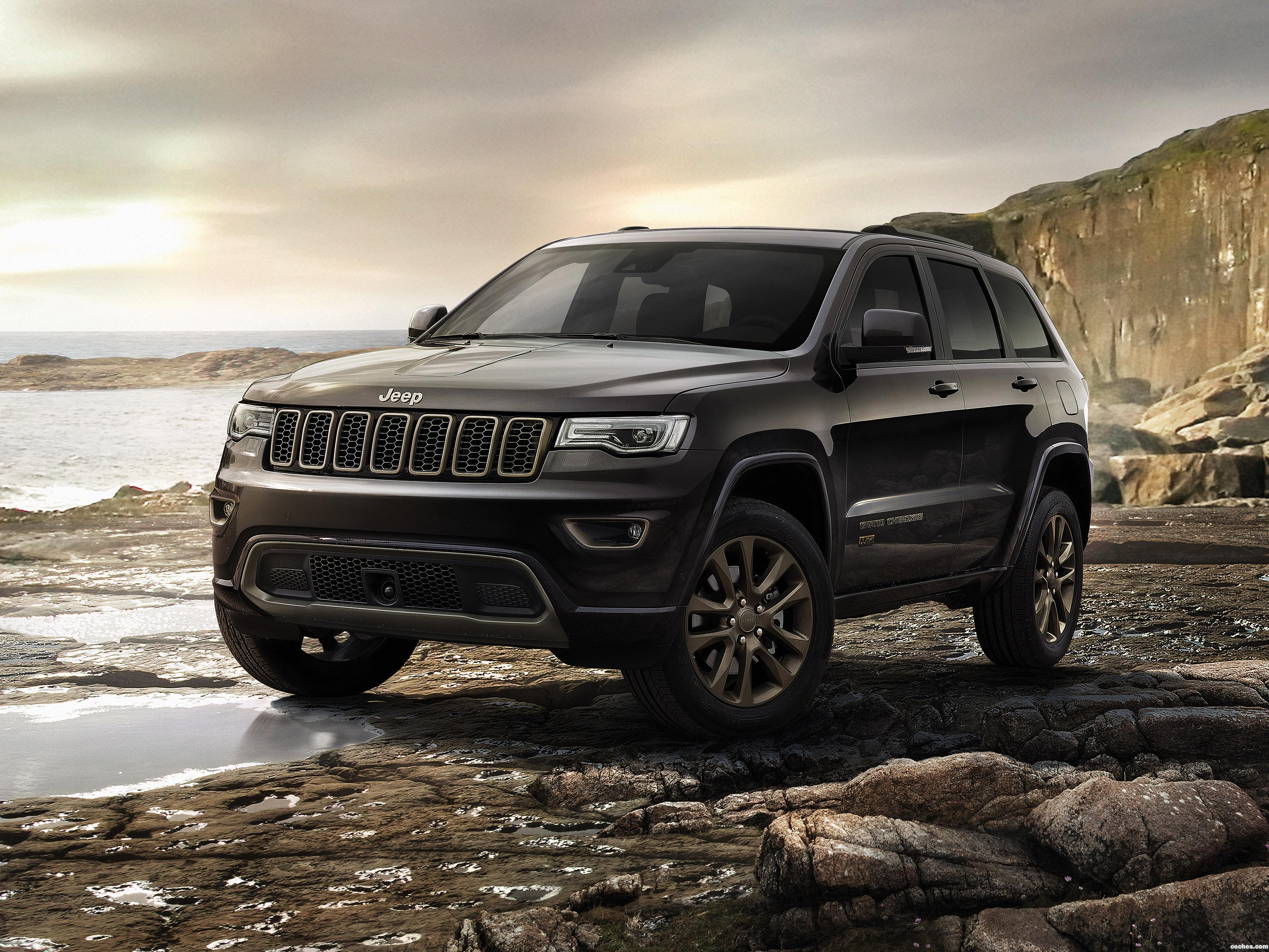 Foto 0 de Jeep Grand Cherokee 75th Anniversary Wk2 Europe 2016