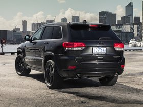 Ver foto 9 de Jeep Grand Cherokee Blackhawk 2015